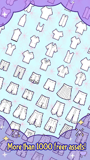 Screenshot 4: BatDoll Dress up doll boy - avatar character maker