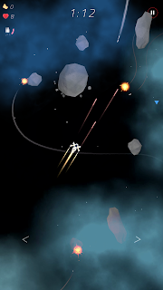 Screenshot 1: 2 Minutes in Space