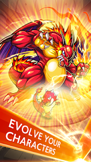 Screenshot 3: Monster Strike | Anglais