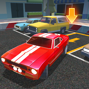 Icon: Car Parking 3D Pro