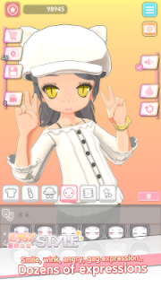 Screenshot 4: Easy Style - Dress Up Game