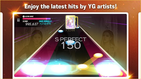 Screenshot 3: SuperStar YG | Global