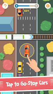 Screenshot 2: Traffic Control