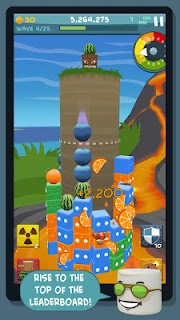 Screenshot 3: Rise of the Blobs