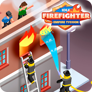 Icon: Idle Firefighter Empire Tycoon - Management Game