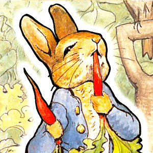 Icon: Peter Rabbit's Garden