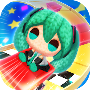 Icon: Hatsune Miku Amiguru Train