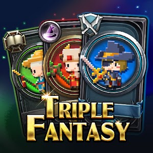 Icon: Triple Fantasy - Jeu de Cartes d'Aventure