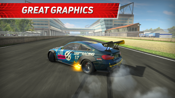 Screenshot 3: CarX Drift Racing