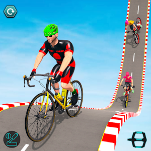 Icon: Cycle Stunt Game: Mega Ramp Bicycle Racing Stunts