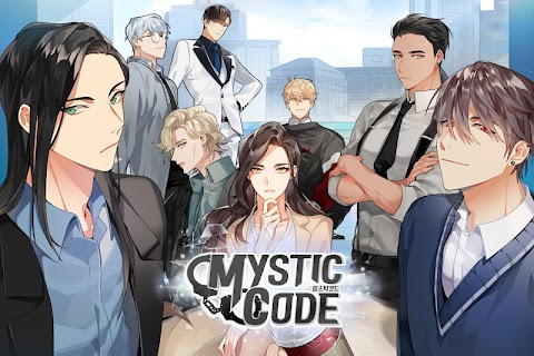 Screenshot 1: Mystic Code | Korean