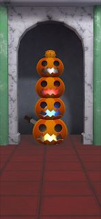 Screenshot 3: Room Escape Game: Pumpkin Party