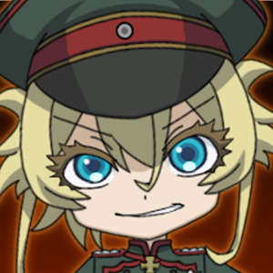 Icon: Saga of Tanya the Evil: Madoshi Kakutatakaeri (Battle of Magicians)