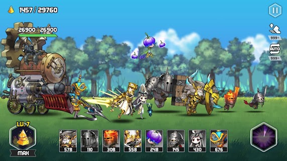 Screenshot 1: Elroi : Defense War