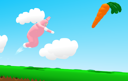Screenshot 3: Super Bunny Man