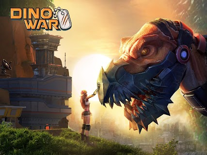 Screenshot 1: Dino War: Rise of Beasts