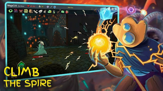 Screenshot 3: Slay the Spire