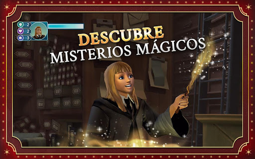 Screenshot 4: Harry Potter: Hogwarts Mystery