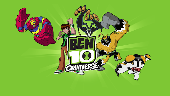 Screenshot 1: Ben 10:全面進化