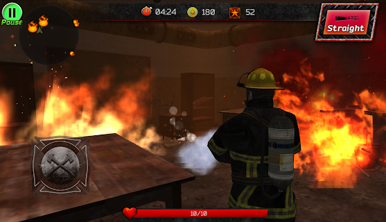 Screenshot 4: Courage of Fire