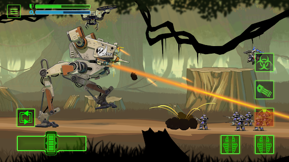 Screenshot 2: BE-A Walker DEMO