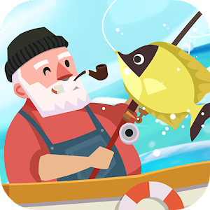 Icon: Fishing Grandpa