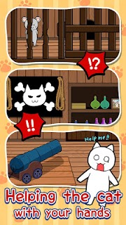 "Screenshot 3: Escape Game:Help me!""meow""2"