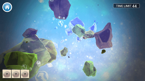 Screenshot 2:  Kumamushi Planet  The Legend of the Universe