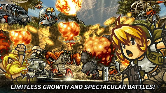 Screenshot 3: Metal Slug Infinity : Idle Game | Global