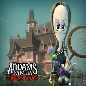 Icon: The Addams Family - Mystery Mansion