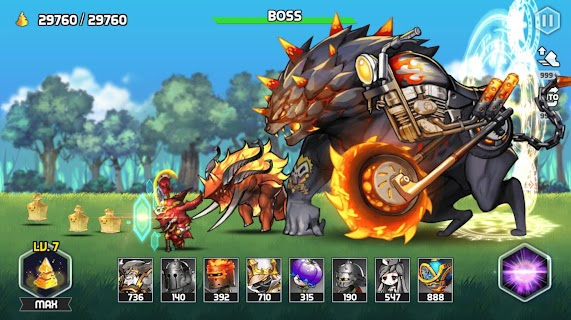 Screenshot 2: Elroi : Defense War