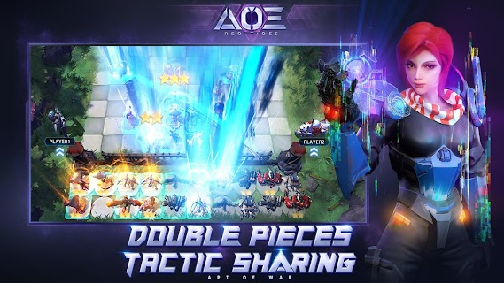 Screenshot 3: Arena of Evolution: Red Tides | Global
