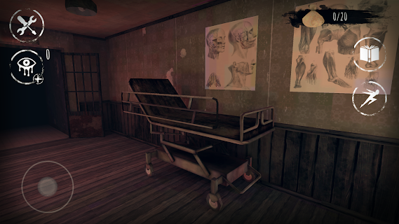 Screenshot 4: Eyes: Scary Thriller - Creepy Horror Game