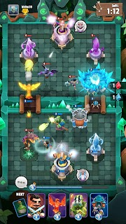Screenshot 1: Clash of Wizards