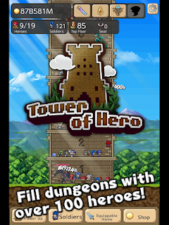 Screenshot 3: Tower of Hero
