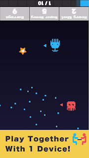 Screenshot 3: Star Shoot VS