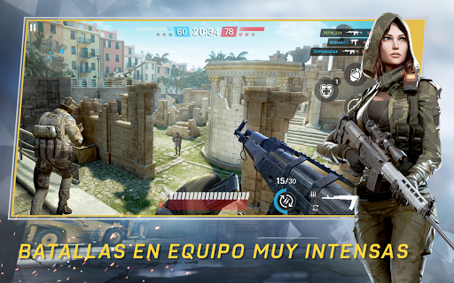 Screenshot 2: Warface: Global Operations. FPS Shooter de guerra