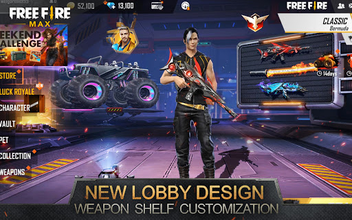 Screenshot 2: Garena Free Fire MAX