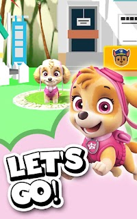 Screenshot 1: PAW Patrol: Ready Race Rescue