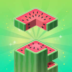 Icon: Juicy Stack - 3D Tile Puzzlе