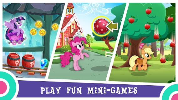 Screenshot 4: MY LITTLE PONY: Magic Princess