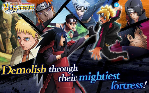 Screenshot 1: NARUTO X BORUTO NINJA VOLTAGE | Global