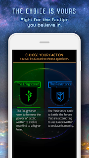 Screenshot 2: Ingress Prime