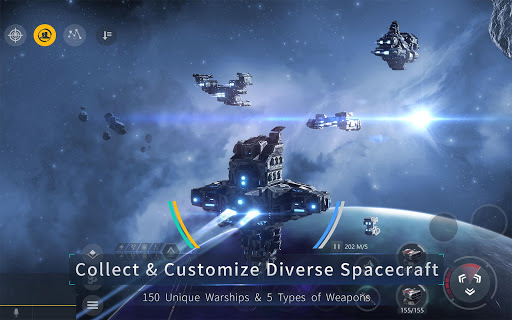 Screenshot 4: Second Galaxy