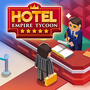 Icon: Hotel Empire Tycoon