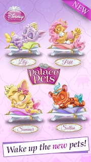 Screenshot 1: Disney Princess Palace Pets