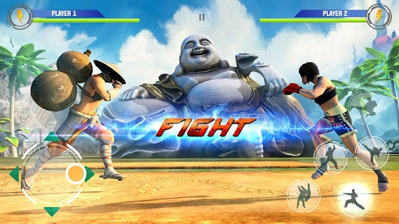 Screenshot 1: Day of Fighters