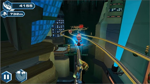 Screenshot 1: Ratchet and  Clank: BTN