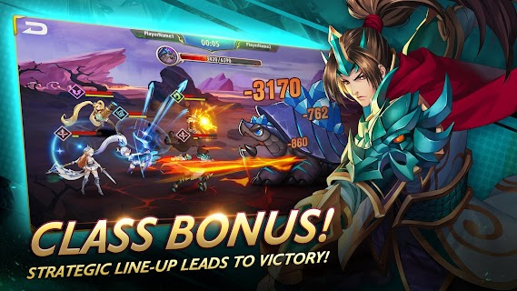Screenshot 4: Mobile Legends: Adventure