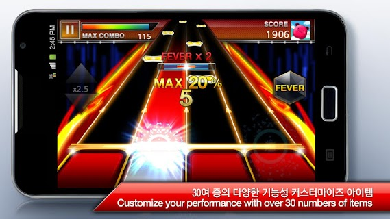 Screenshot 4: DJMAX RAY by NEOWIZ